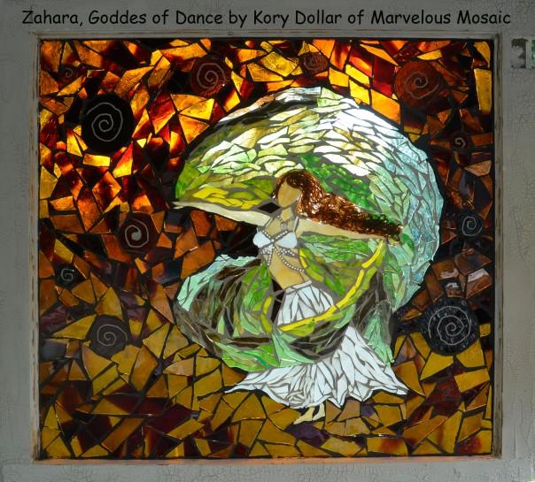 Marvelous Mosaic by Kory Dollar