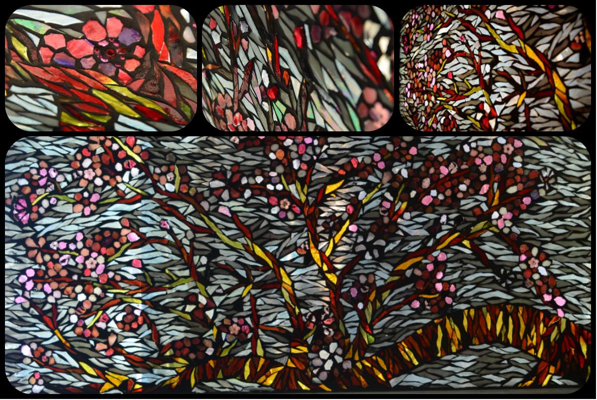 cherry blossom kd marvelous mosaic